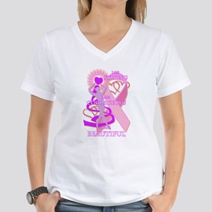 STRONG COURAGEOUS AND BEAUTIFUL T-Shirt