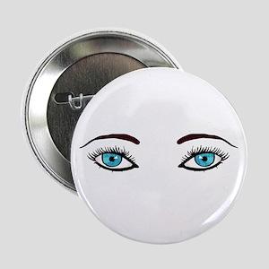 Blue Eyes Button