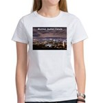 Montreal by night Women's T-Shirt