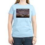 Montreal by night Women's Light T-Shirt