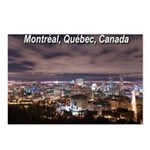 Montreal by night Postcards (Package of 8)