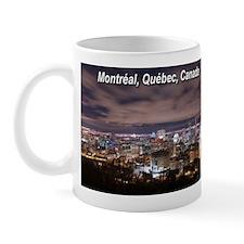 Montreal by night Mug
