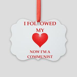 communist Ornament
