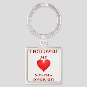 communist Keychains