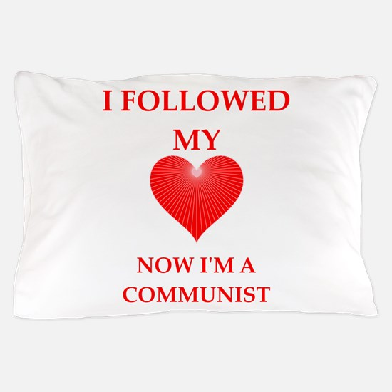 communist Pillow Case