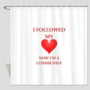 communist Shower Curtain