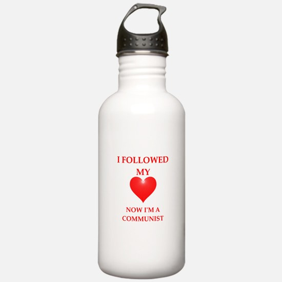 communist Water Bottle