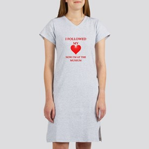museum Women's Nightshirt