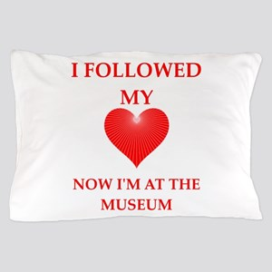 museum Pillow Case