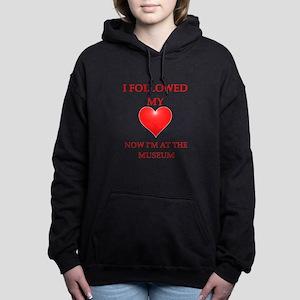 museum Women's Hooded Sweatshirt