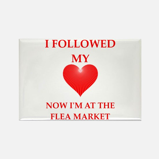 flea market Magnets