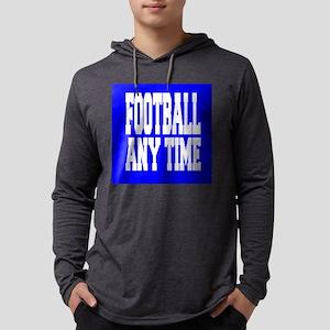 Football Any Time Long Sleeve T-Shirt