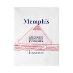 Memphis Twin Duvet