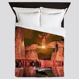 The angel of death Queen Duvet