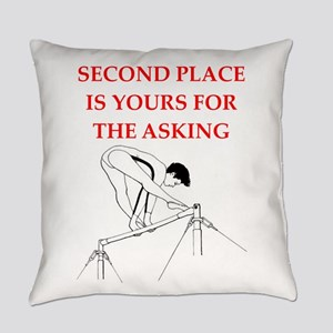 gymnastics Everyday Pillow