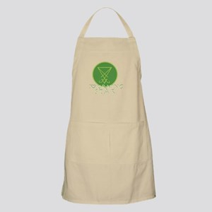 The Morning Star Apron