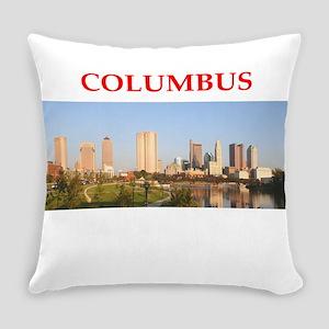 columbus Everyday Pillow