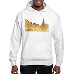 Inside Old Quebec Hooded Sweatshirt