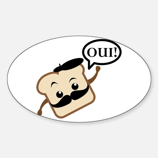 French Toast Decal