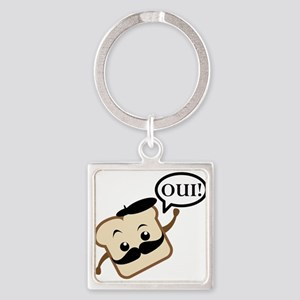 French Toast Keychains