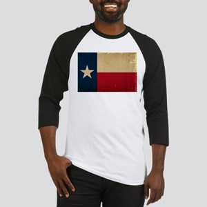 Texas State Flag VINTAGE Baseball Jersey