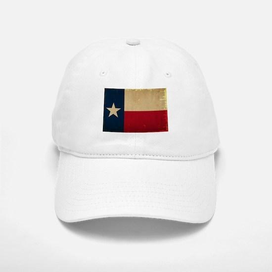 Texas State Flag VINTAGE Baseball Baseball Cap