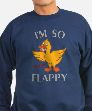 I'm So Flappy The Goldbergs Sweater