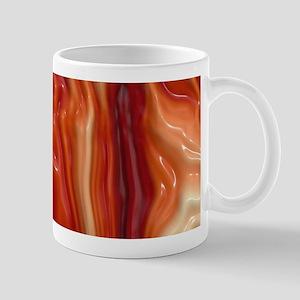 Wax, red Mugs