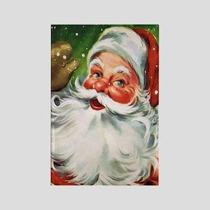 Vintage Santa Face 1 Magnets