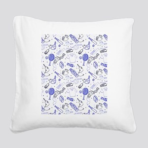 ! Square Canvas Pillow