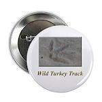 Wild Turkey Track Button