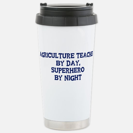 Agriculture Teacher by day Mugs