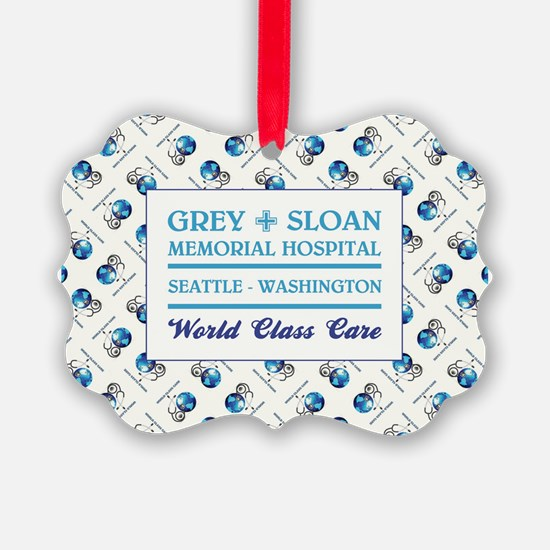 Cute Mcsteamy Ornament
