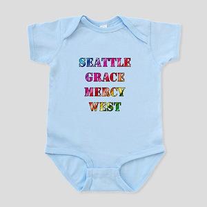 SEATTLE GRACE Infant Bodysuit