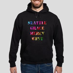 SEATTLE GRACE Hoodie (dark)