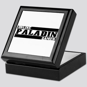 Online Gamer: Paladin Keepsake Box