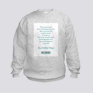 FIND HOPE Kids Sweatshirt