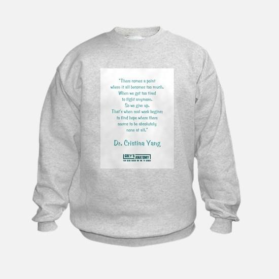 FIND HOPE Sweatshirt