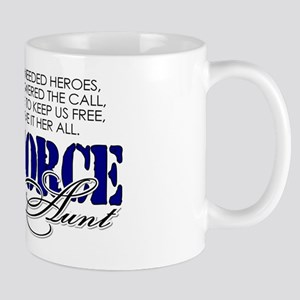 When freedom needed heroes: A Mug
