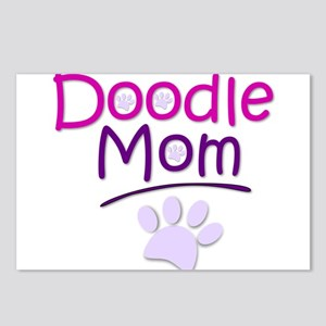 Doodle Mom Postcards (Package of 8)