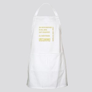 GREATNESS IN YOU Apron