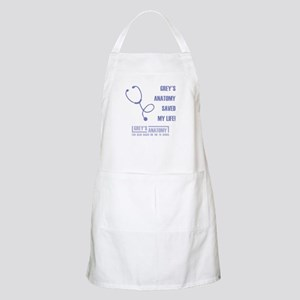SAVED MY LIFE! Apron