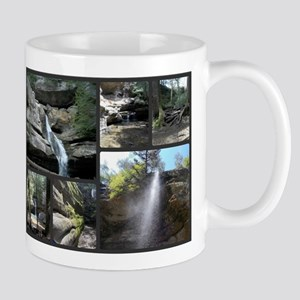 Hocking HIlls State Park Collage Mug