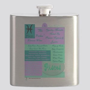 Pisces Astrology Connections, Issue 1.1 Flask