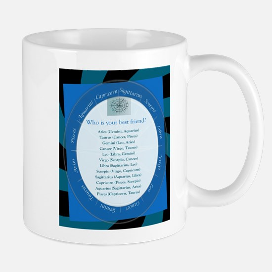 Who is your best friend? Mug