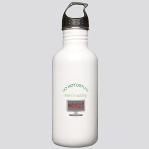 Do Not Disturb Watchin Stainless Water Bottle 1.0L