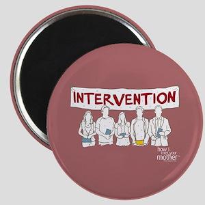 HIMYM Doodle Intervention Magnet