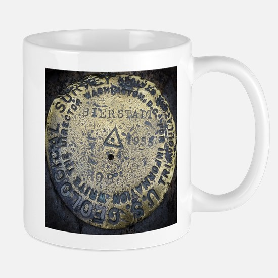 Mt. Bierstadt Fourteener Benchmark Survey Mugs