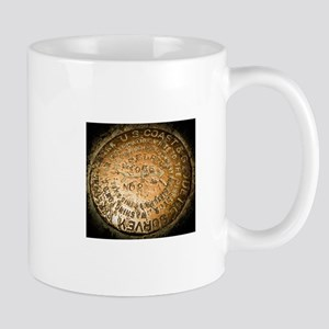 Mount Elbert Fourteener Marker Mugs