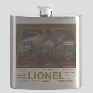 JOSHUA LIONEL COWEN, THE SPARKLER. Flask